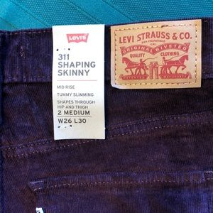 Levi's 311 Shaping Skinny